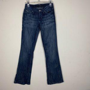 Joe's- (Honey) Dark Wash Bootcut Jeans size 24